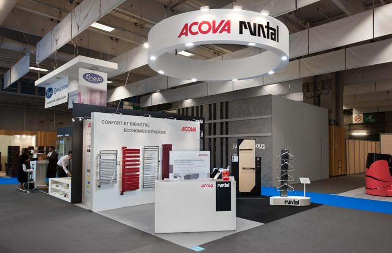 Stand ACOVA - Paris - Equip'Hôtel - Conseil Consulting