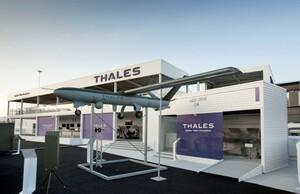 Conseil stand THALES - Paris (Le Bourget) - Salon de l'aéronautique - consulting